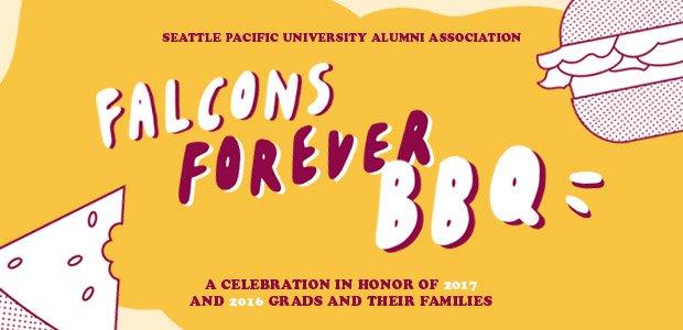 Falcons Forever BBQ Email Header
